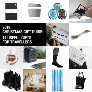 2019 Christmas Gift Guide: 14 Useful Gifts for Travellers