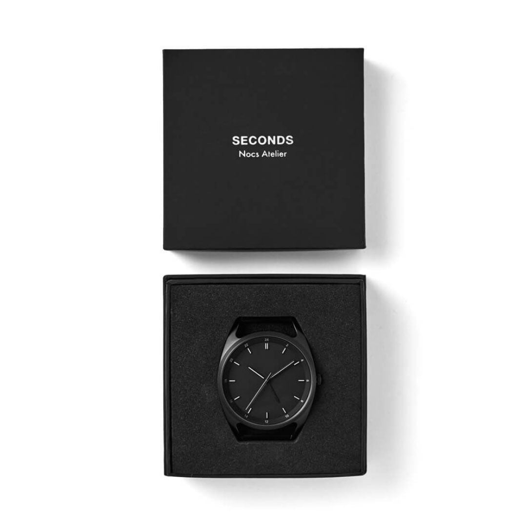 Dual Time Watch by Nocs Atelier