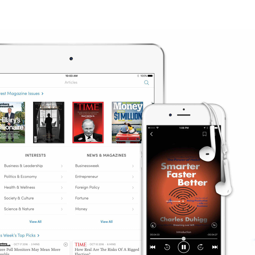 E books Subscription by Scribd