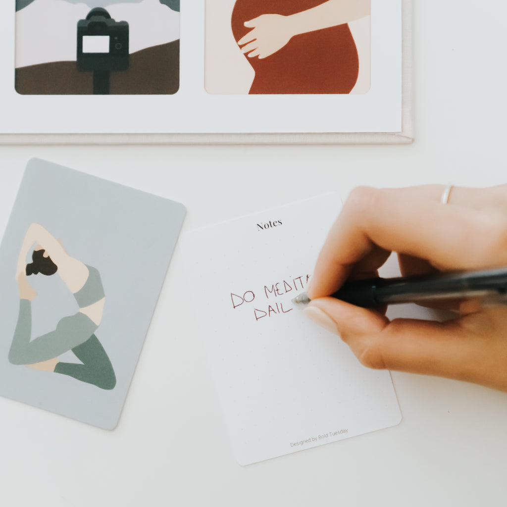 Visualization Cards Illustrations by Bold Tuesday