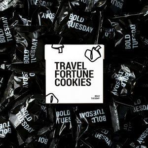 Travel Fortune Cookies #4