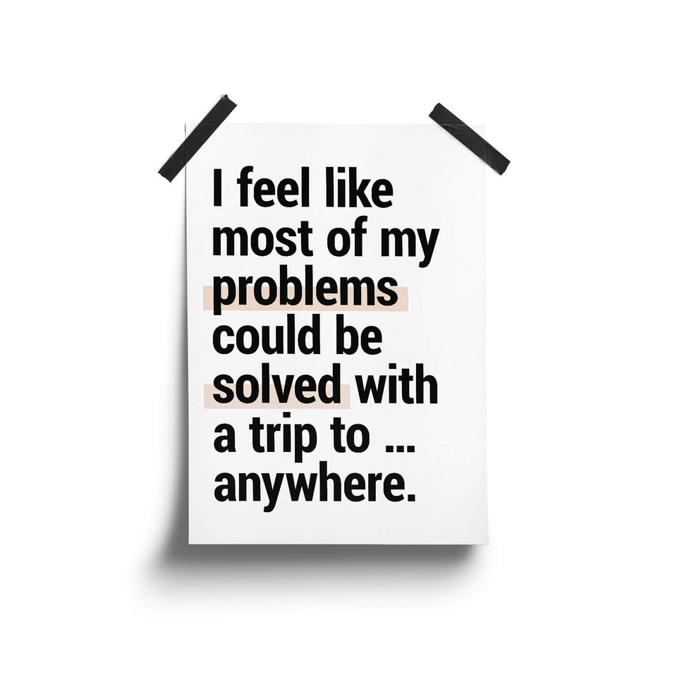 Printable Travel Quote #13