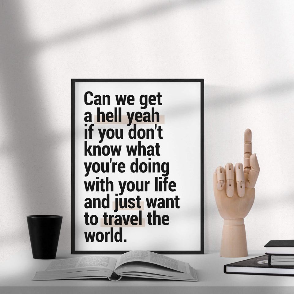 Printable Travel Quote #04