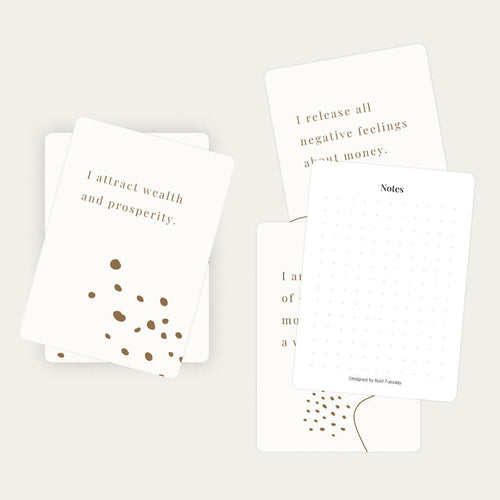 Affirmation cards girlboss for the vision board