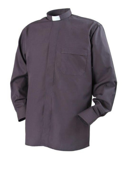 "Mens 1"" Tab Long Sleeve Shirt"