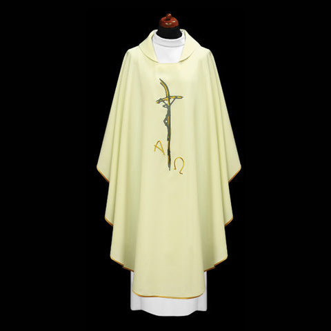 CROSS DESIGN CHASUBLE