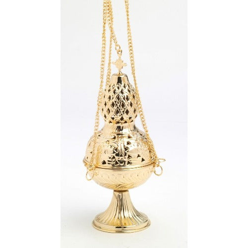 Large Ornate Thurible