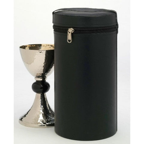 Black leather cases for Chalices & Ciboria