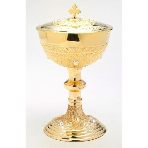 Ornate Ciborium with gems