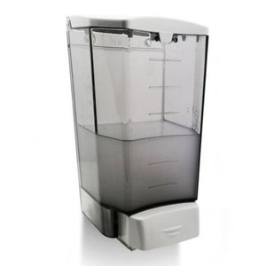 Wall Mounted Dispenser Clear 1L