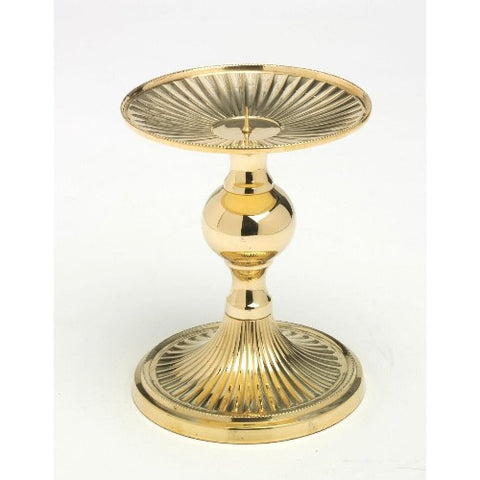 Decorative pillar candle holders