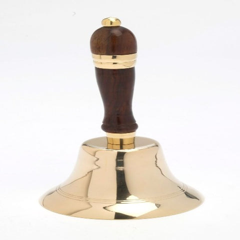 Wooden Handle Altar Bells