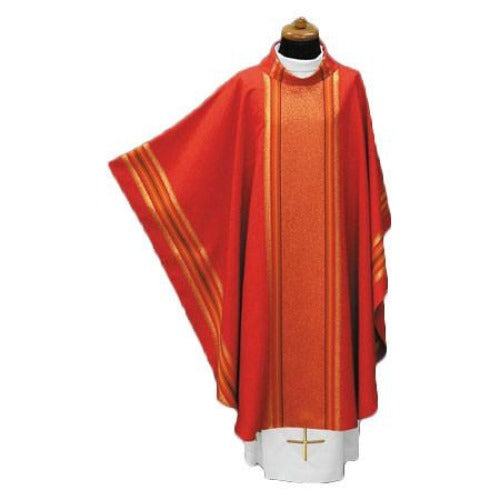 Striped Chasuble