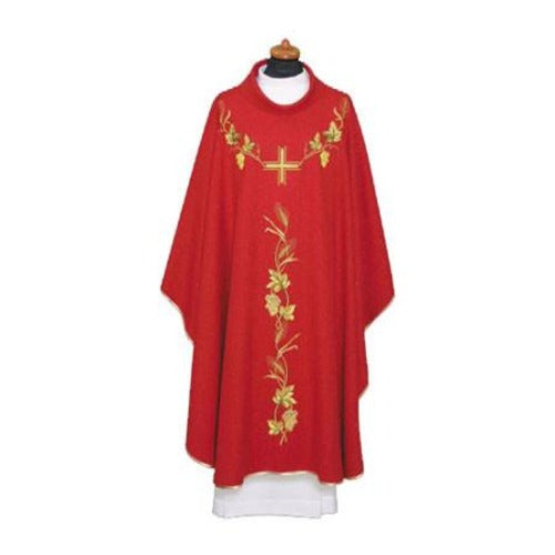Wheat & Grapes Chasuble