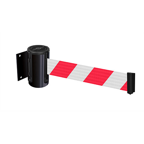 Tensator Heavy Duty Wall Mounted Retractable Barrier 2.3m