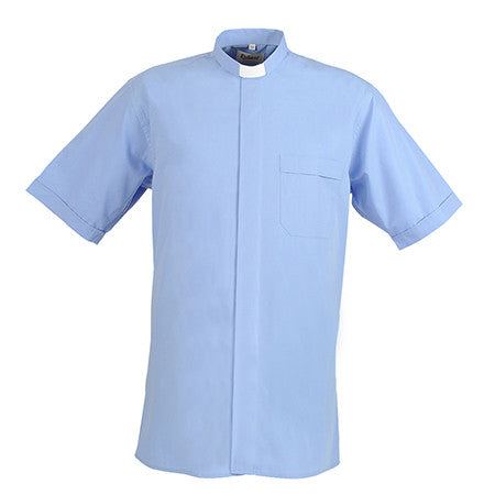 "Mens 1"" Tab Short Sleeve Shirt"