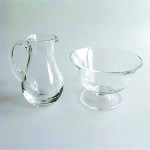 Lavabo Jug & Bowl (sold separately or as a pair)