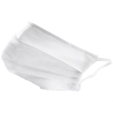 Reusable 3-layer face mask medical fabric - Pack of 5