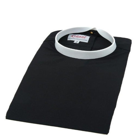 Mens Backfastening Tunic Shirt
