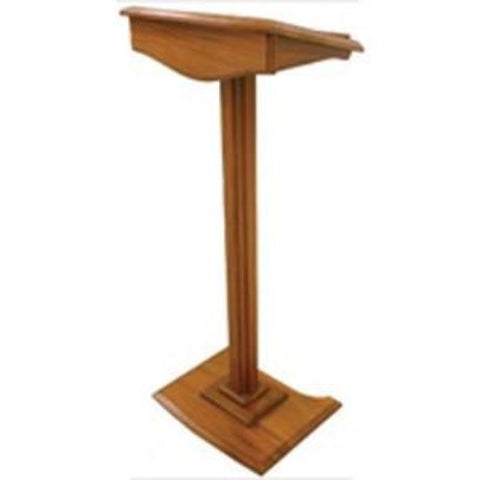 Traditional Wooden Lectern
