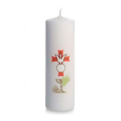 First Communion/Confirmation candles (5)