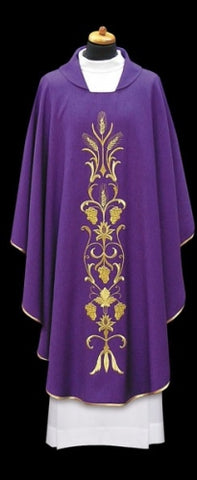 Embroidered Chasuble