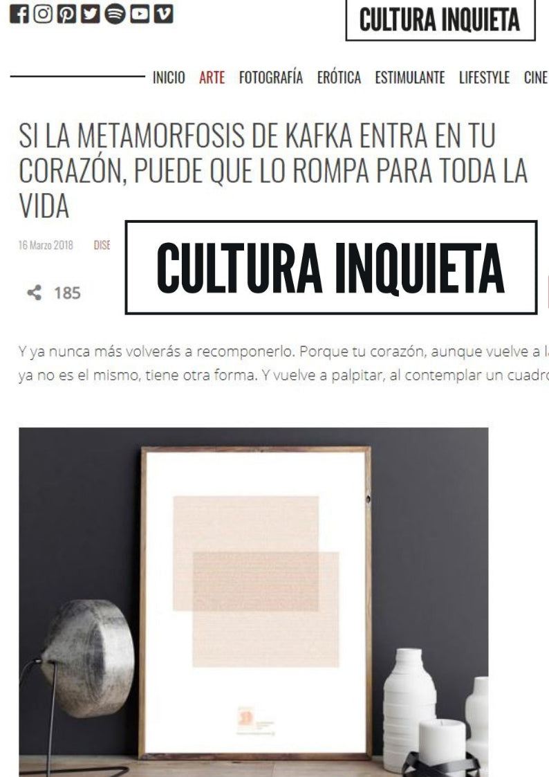 Cultura Inquieta. Mar 18