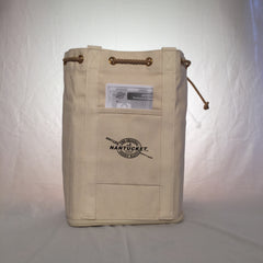 #711 Original Nantucket Diddy Bagg--Tall Canvas Tool Tote