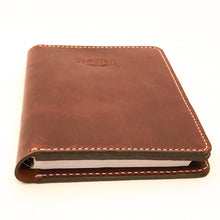 Leather Daybook Cover