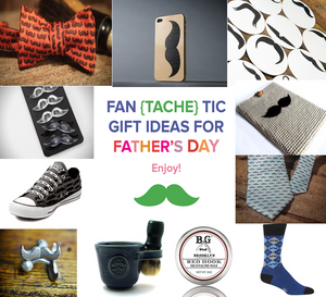 Fan-TACHE-tic Gift Ideas for Father's Day