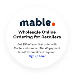Mable Wholesale Online Ordering