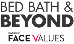 Bed Bath & Beyond Harmon Face Values