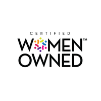 certified women owned wbenc logo
