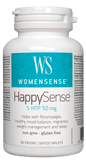 WomenSense HappySense 5-HTP 50mg - 60 Caplets