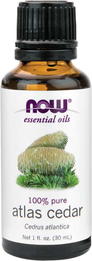 Now Atlas Cedar Essential Oil - 30ml