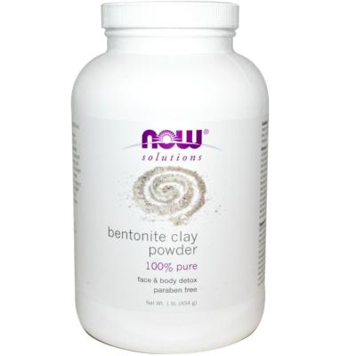 100% Pure Bentonite Clay Powder - 454g