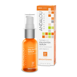Andalou Naturals Turmeric + C Enlighten Serum - 32ml