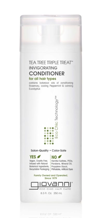 Giovanni Triple Treat Tee Tree Conditioner - 250ml
