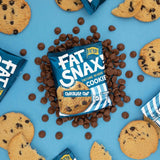 Fat Snax! Cookies Chocolate Chip - 2 Cookies