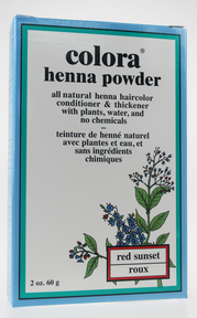 Colora Henna Powder Red Sunset