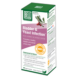 Bell Lifestyle Products Bladder & Yeast Infection - 60 Capsules