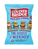 Covered Bridge The Weekender Potato Chips - 284g
