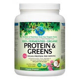 Whole Earth & Sea Fermented Organic Protein & Greens - Tropical