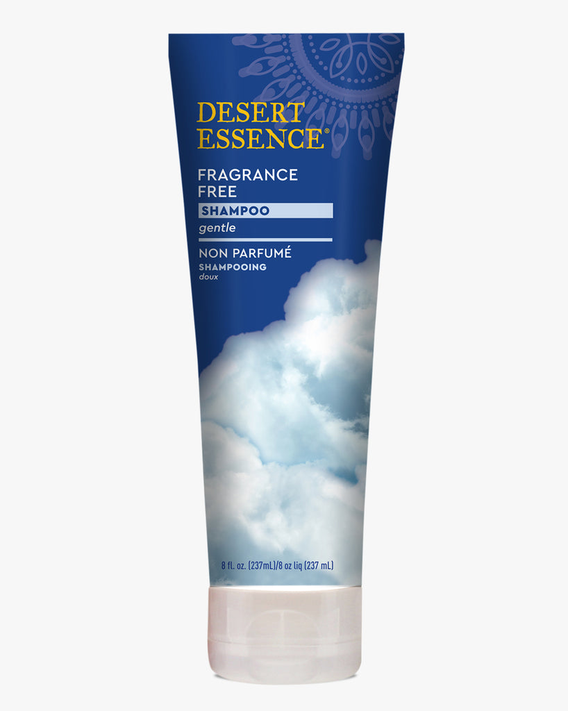 Desert Essence Fragrance Free Shampoo - 237ml