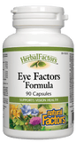 Natural Factors Eye Factors Formula - 90 Capsules