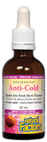 Natural Factors Anti-Cold Alcohol Fresh Herb Tincture Berry - 50ml