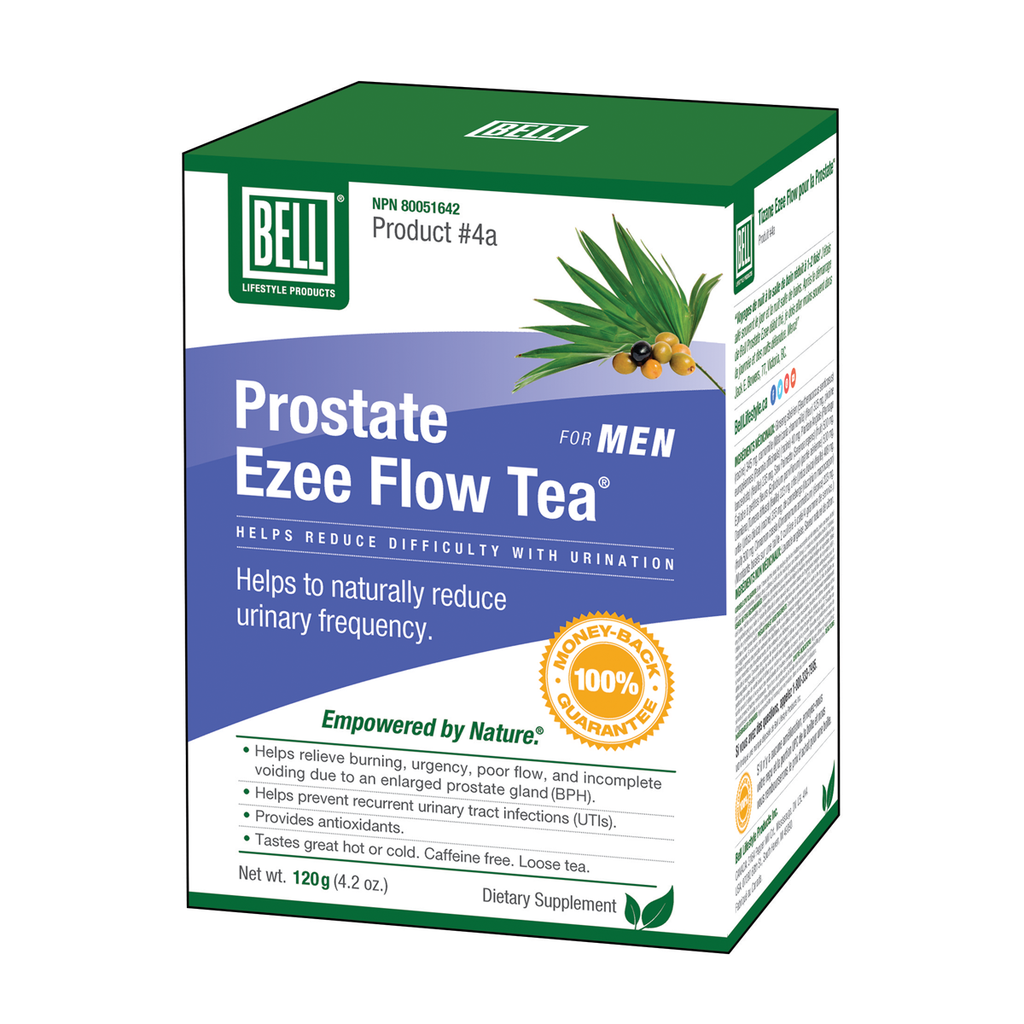Bell Lifestyle Products Prostate Ezee Flow Tea - 120g