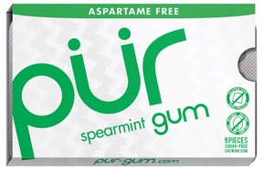 Pur Gum Spearmint - 9 Pieces