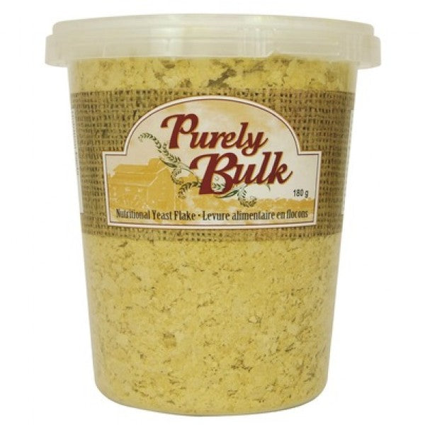 Purely Bulk Flaked Nutritional Yeast - 180g