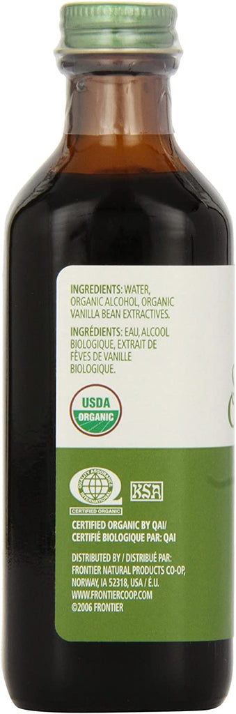 Simply Organic Vanilla Extract  - 118ml